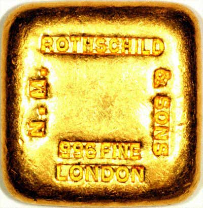 Five Tola Gold Bars